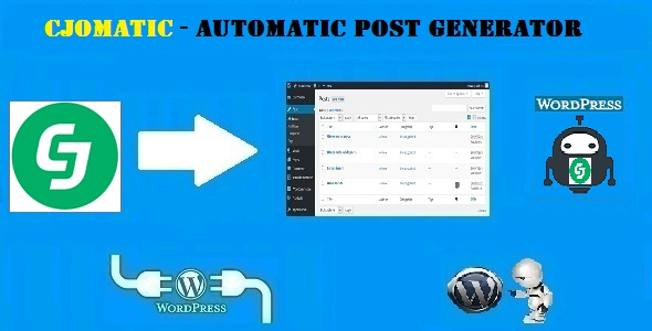 CJomatic – Commission Junction Affiliate Money Generator Plugin for WordPress