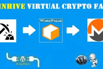 CoinHive Virtual Crypto Farm Plugin for WordPress
