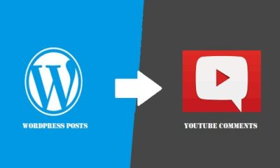 YouTube Video Auto Commenter Plugin for WordPress