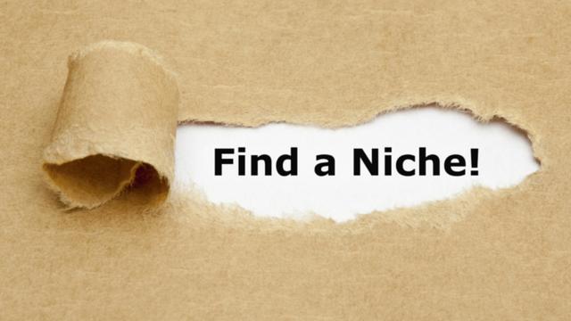 Find-a-niche