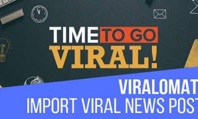 Viralomatic – Viral News Post Generator Plugin for WordPress