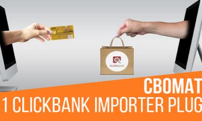 CBomatic – Clickbank Affiliate Money Generator Plugin for WordPress