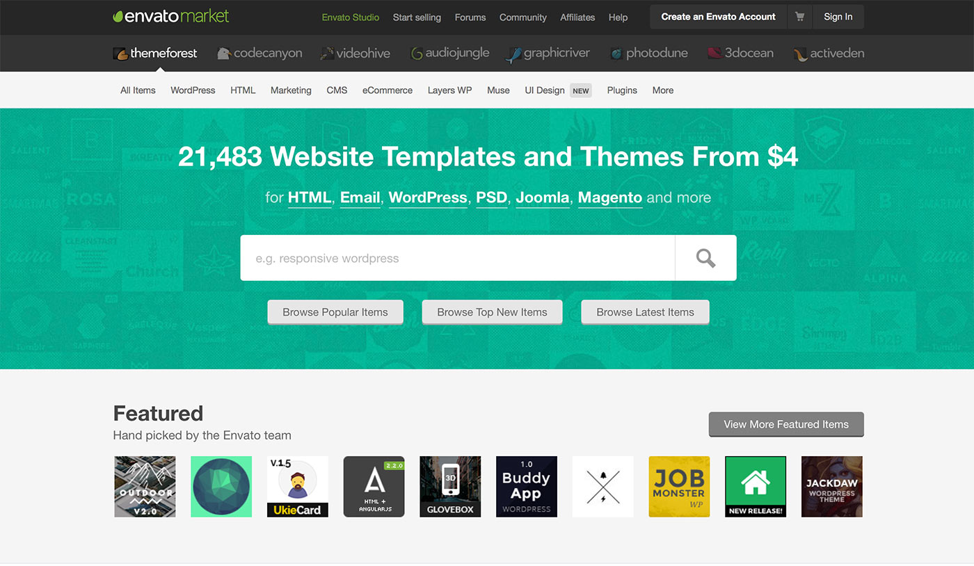 Mega WordPress AllMyItems Bundle by CodeRevolution in 2019