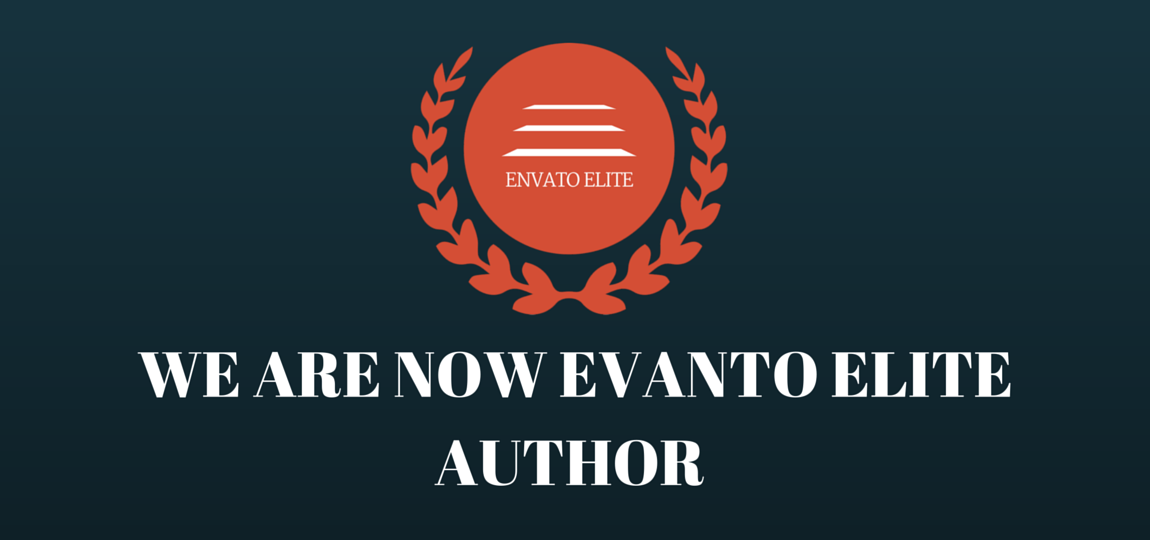 EVANTO ELITE AUTHOR