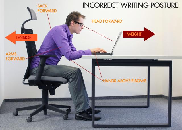 incorrect-writing-posture