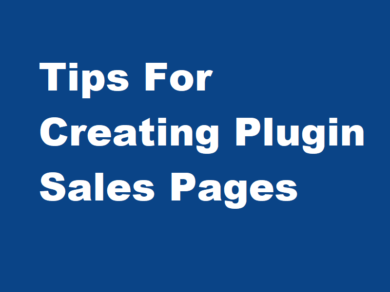 sales-pages
