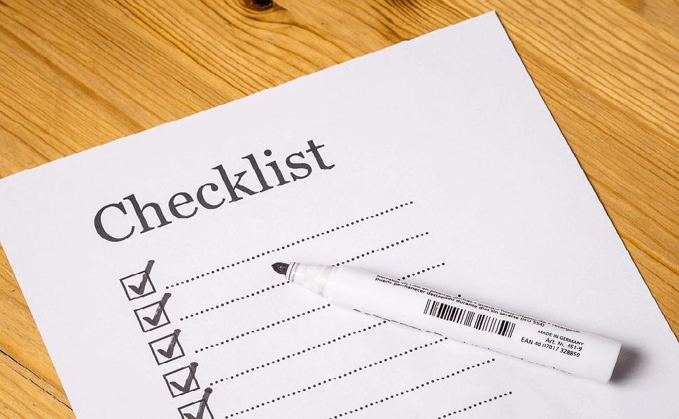 after-installing-WordPress-checklist